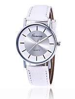 XU Neutral Personality Contracted Embossing Casual Wrist Watch