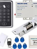 Mjpt002 одностворчатая система контроля доступа к паролю доступ к интеллектуальному управлению доступом набор идентификационной карты