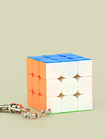 Rubik's Cube Smooth Speed Cube Adjustable spring Stress Relievers Magic Cube Educational Toy Engineering Plastics