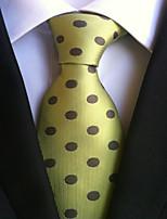 Men's Polyster Neck TieNeckwear Polka Dot All Seasons W0070