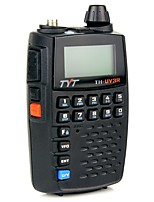 TYT TH-UV3R Pocket Size Handheld Two Way Radio VHF/UHF Dual Band FM Radio Function USB Charging Scrambler Walkie Talkie