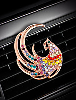 Car Air Outlet Grille Perfume Ocean Cologne Floral Forest Automotive Air Purifier
