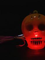 Светящиеся призраки Хэллоуин красочные мигающие кулон продукты промышленности террористов оптовые новые странные игрушки для детей