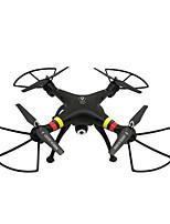 Dron X188 4 Canales 6 Ejes Con Cámara 5.0MP HDIluminación LED Retorno Con Un Botón Modo De Control Directo Posicionamiento GPS Flotar Con