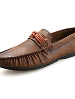 Men's Loafers & Slip-Ons Comfort Light Soles Formal Shoes Driving Shoes Fall Winter Suede Wedding Casual Party & Evening Outdoor Office &