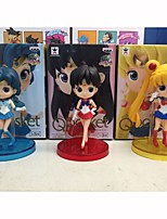 Anime Action Figures Inspired by Sailor Moon Sailor Moon PVC CM Model Toys Doll Toy