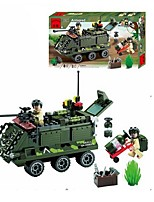 Building Blocks For Gift  Building Blocks Tank Plastics All Ages 14 Years & Up Toys PCS167