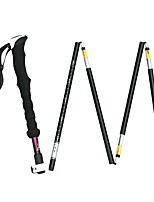 5 Nordic Walking Poles 135cm (53 Inches) Simple Durable Aluminum Alloy Camping & Hiking Outdoor Exercise Outdoor