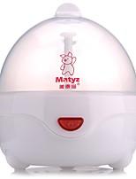 Matyz MZ-0935 Rice Cooker Steam Multi-Function Creative Power Indicator 110V-220V Baby Boiled Egg Baby Egg