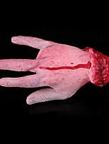 1pc сломанная кровь рука стороны фестиваль украшение Хэллоуин преследуемый дом ужас шутка апрель глупцы Хэллоуин вещи