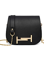 Women Bags Spring/Fall All Seasons PU Shoulder Bag with Pleated Ruffles Zipper for Wedding Event/Party Casual Formal Outdoor Office &