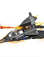 Building Blocks For Gift  Building Blocks Fighter Plastics 6 Years Old and Above Toys