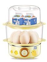 Яйца Двойные яйцеводы Необычные гаджеты для кухни 220.0Многофункциональный Легкий и удобный Милые Низкий шум Индикатор питания Легкость