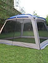 3 a 4 Personas Tienda Solo Carpa para camping Tienda de Campaña Plegable Impermeable Resistente al Viento Filtro Solar Protección Solar