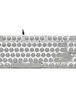 Steam Punk Retro Abs Keycap 87 touches réglées pour le clavier mécanique