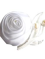 Свадебные цветы Бутоньерки Свадебное белье Бусины Около 5 см