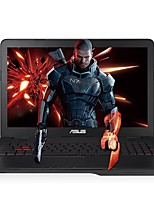 ASUS Ordinateur Portable 15.6 pouces Quad Core 4Go RAM 1 To disque dur Windows 10 GTX960M 2GB
