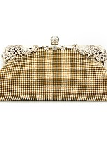 Women Evening Bag Special Material Spring/Fall All Seasons Wedding Event/Party Casual Formal Outdoor Office & Career MinaudiereRhinestone