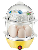 Egg Cooker Single Eggboilers Multifunction Light and Convenient Creative Mini Style Lightweight Detachable 2 in 1 220V