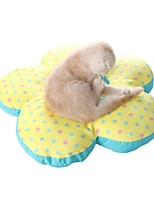 Кошка Собака Кровати Животные Коврики и подушки Цветы