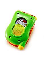 Toy Instruments Rectangular Novelty Musical Instruments Plastics