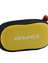 AWEI y900 Recordatorio de batería baja V3.0 Altavoces portátiles Altavoz Negro Rosa Perla Carmesí