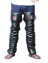 Qinxiang 9014 genouillères de moto équipement de protection chaud homme et femme hiver voiture électrique genouillères jambières cyclisme