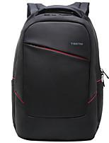 Unisex Backpack Polyester All Seasons Casual Formal Office & Career Baguette Zipper Red Black 10-20