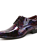 Для мужчин обувь Искусственное волокно Весна Осень Удобная обувь Обувь для дайвинга Туфли на шнуровке Назначение Повседневные Для