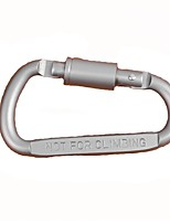 Aluminum Climbing Buckle D-shaped Mountaineering Deduction Multi-function Fast Hanging