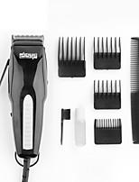 Триммеры для волос Муж. и жен. 220V-240V Карманный дизайн Низкий шум Шнур шнура питания 360 ° Поворотный Эргономический дизайн