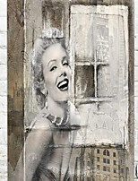 Wall Decor Wooden Art Deco/Retro Vintage Creative Art Deco / Retro Wall Art,1