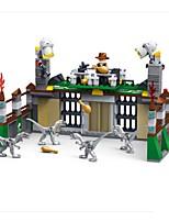 Набор для творчества Конструкторы Игрушки Тиранозавр Динозавр Своими руками Мальчики Куски