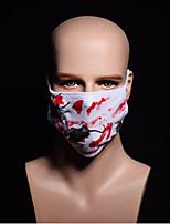 Мышь маска зомби зомби вампир Хэллоуин испуганно одеты террористические кровавые маски масок украшены