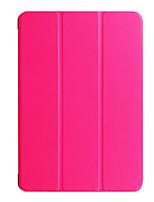 Для футляра для крышки чехла прозрачный оригами полный корпус корпус сплошной цвет твердая кожа pu для asus zenpad 3s 10 z500kl