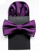 Men's Cotton Cravat & Ascot,Jeweled Jacquard