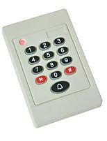 Ic id card reader пароль клавиатура контроллер доступа контроль доступа считыватель карт 13.56mhz / 125khz