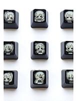Love live abs translucent keycap 9 touches réglées pour clavier mécanique