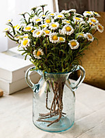 1 Branch PE Daisy Home Decoration Artificial Flowers
