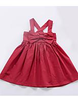Vestito Ragazza A strisce Monocolore