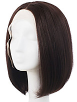 Cheap Bob Wigs For Black Women Indian Human Hair High Quality Wigs Glueless Lace Front With Baby Hair Wigs