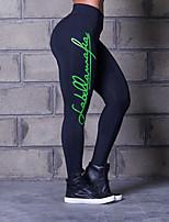 Femme Imprimé A Motifs Legging