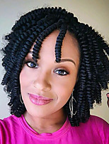 Curly Bouncy Curl Curly Braids Hair Extensions Hair Braids