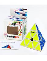 Cubo de rubik Cubo velocidad suave Alivia el Estrés Cubos Mágicos Plásticos