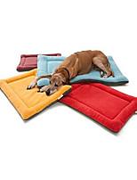 Собака Чехол для сидения автомобиля Животные Коврики и подушки Цвет отправляется в случайном порядке