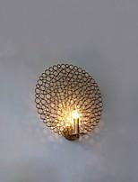 3 E14 E12 Simple LED Moderno/Contemporáneo Retro Pintura Característica for LED,Luz Ambiente Luz de pared