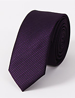 Men's Fashion Casual Twill Jacquard Business Tie