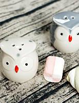 2pcs/Set - Love Birds Salt and Pepper Shakers Wedding Favor Beter Gifts® Door Gifts
