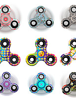 Fidget Spinner Hand Spinner Spinning Top Toys Toys Tri-Spinner Ring Spinner Acetate/Plastic EDCFocus Toy Office Desk Toys Relieves ADD,