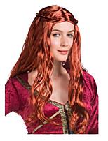 Disfraces de Cosplay Reina Cosplay de películas  Pelucas Halloween Mujer Adulto Elastán